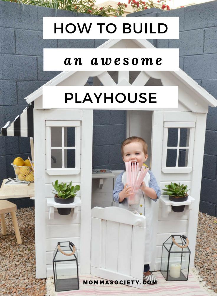 Fab Playhouse Renovation