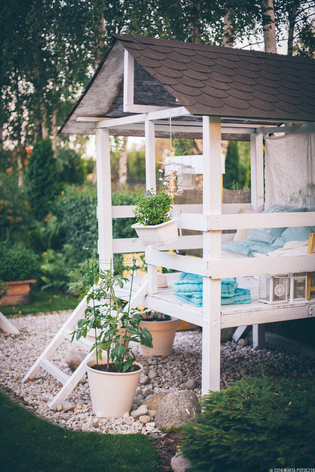 Garden Playhouse for Girls