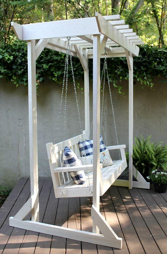 Hang Relaxing Porch Swing