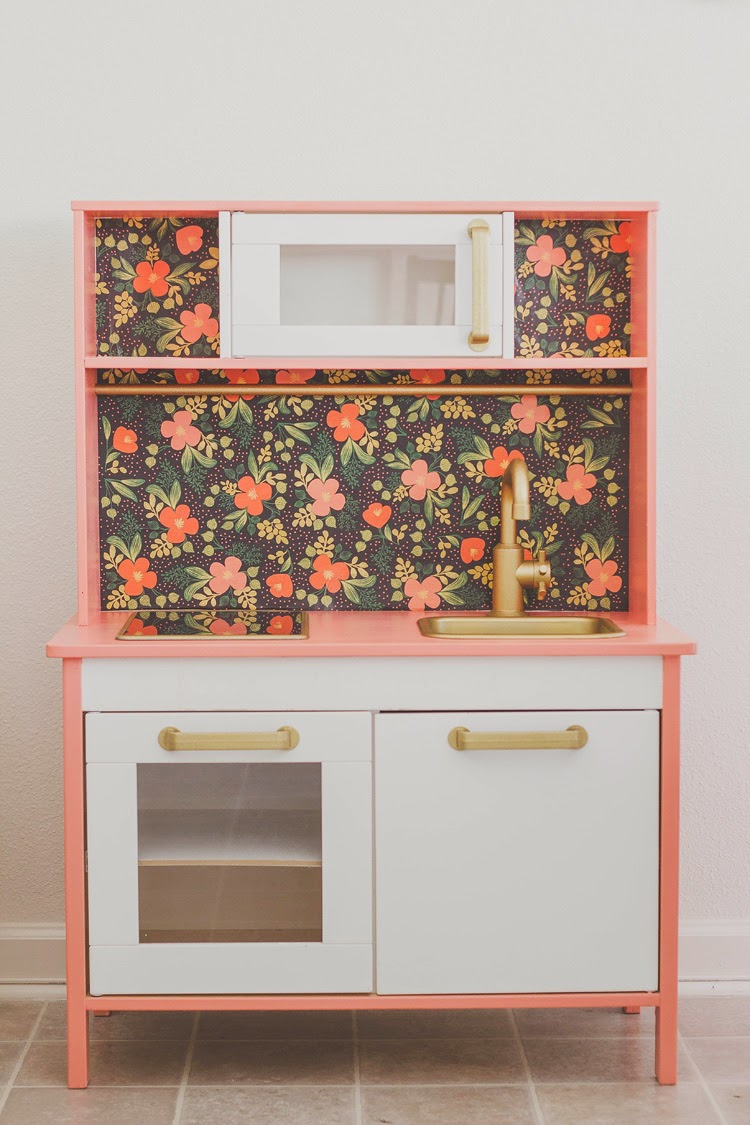 25 Diy Play Kitchen Ideas Apt And Appropriate For Your