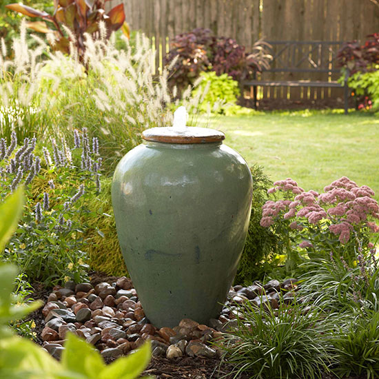 Make an Urn Fountain