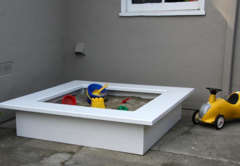 New Improved Sandbox