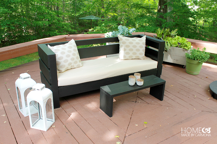 25 breathtaking diy outdoor furniture ideas Diy outdoor furniture