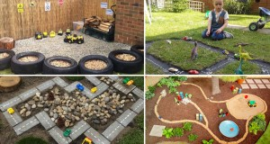 Outdoor Play Areas For Kids