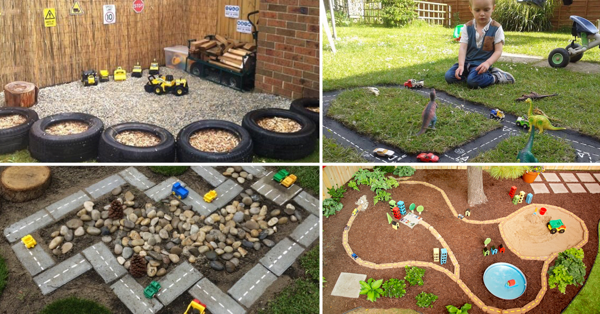 Backyard Ideas For Kids 25 Outdoor Play Areas For Kids