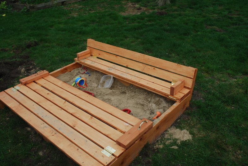 Remarkable 25 Awe Inspiring Diy Sandbox Ideas For A Fun Filled Summer Ncnpc Chair Design For Home Ncnpcorg