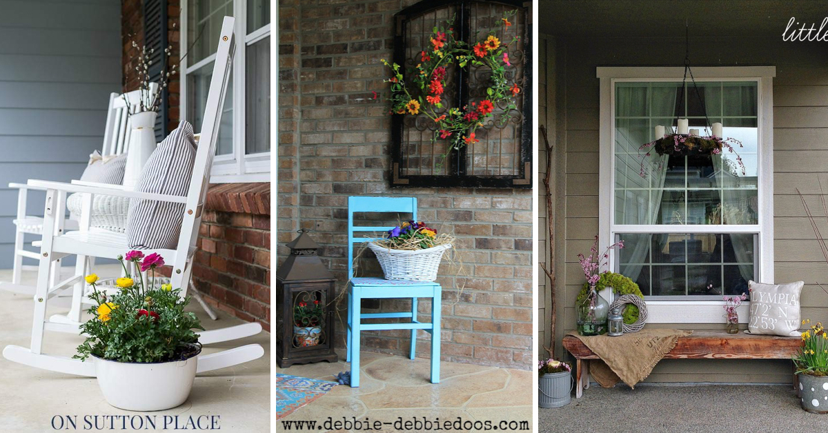 Christmas Decorating Ideas For Front Porch