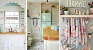 Chic Vintage Kitchen Ideas