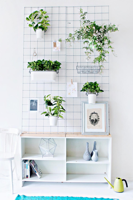 DIY Wall Planter