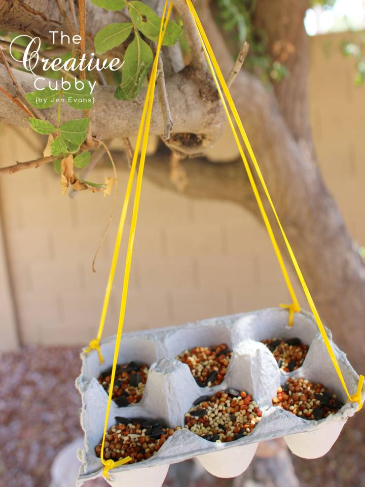 25 Amazing Ideas For Building Diy Bird Feeders For Those