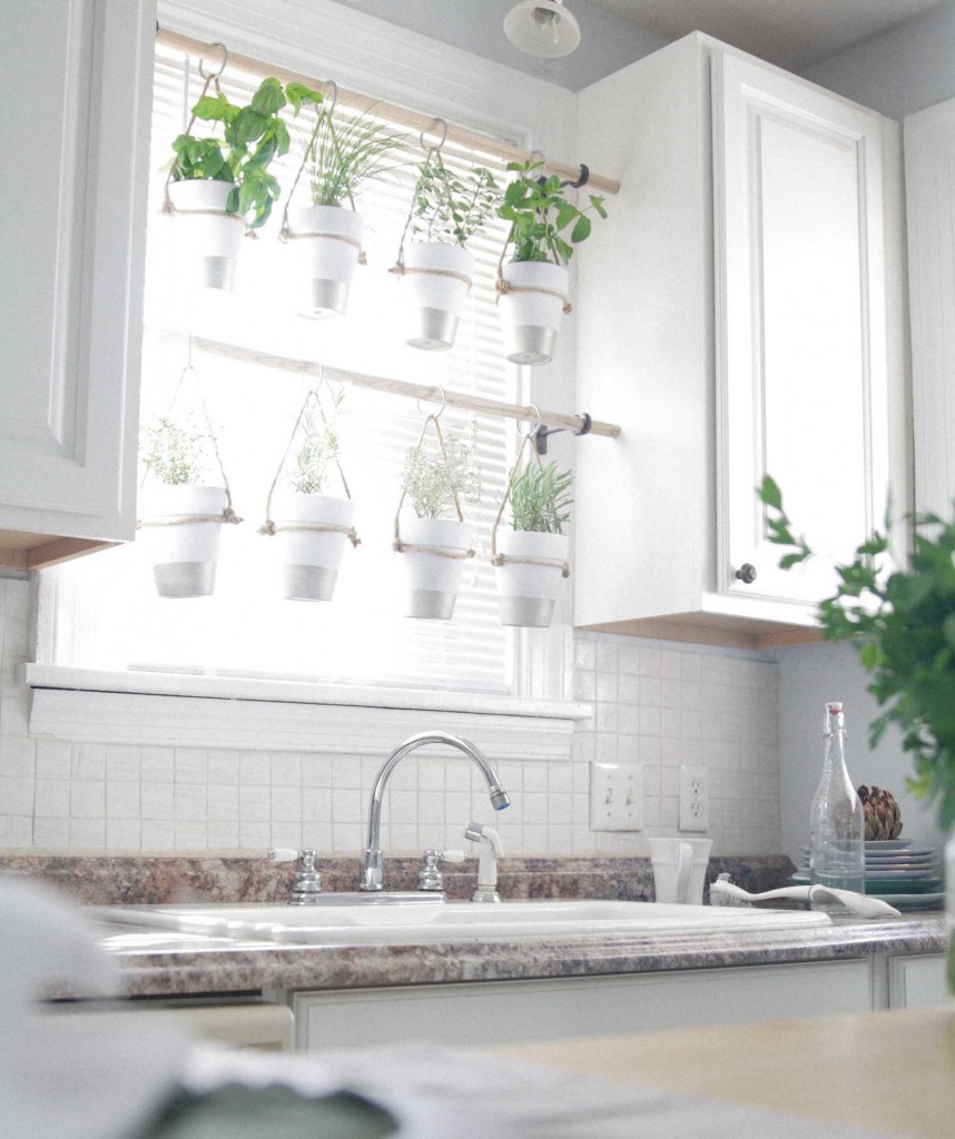 20 Marvelous Indoor Garden Ideas Combating Lack Of Space Or Harsh Weathers