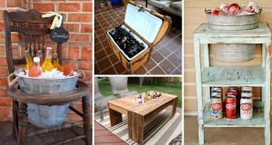 Innovative Outdoor Cooler Ideas