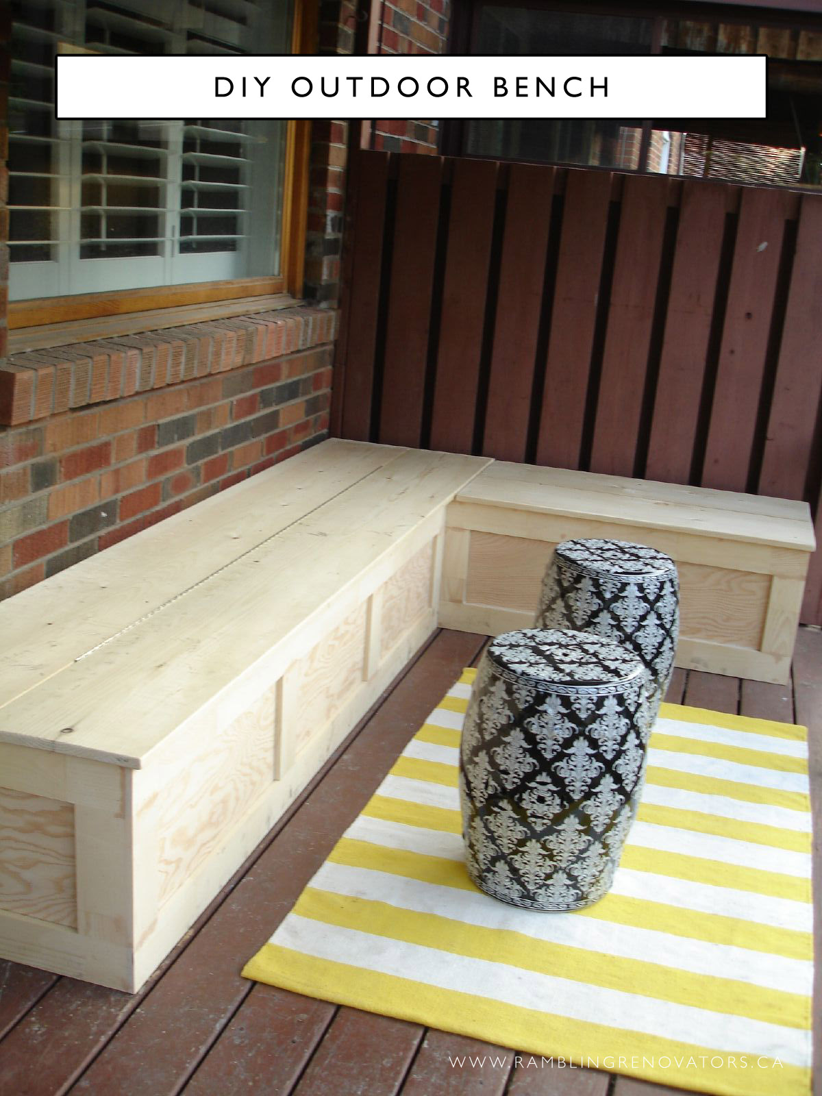 Enjoyable 25 Outdoor Bench Projects Defining The Concept Of Lamtechconsult Wood Chair Design Ideas Lamtechconsultcom
