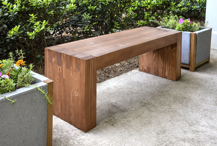 Pleasant 25 Outdoor Bench Projects Defining The Concept Of Lamtechconsult Wood Chair Design Ideas Lamtechconsultcom