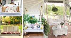 Porch Swing Ideas