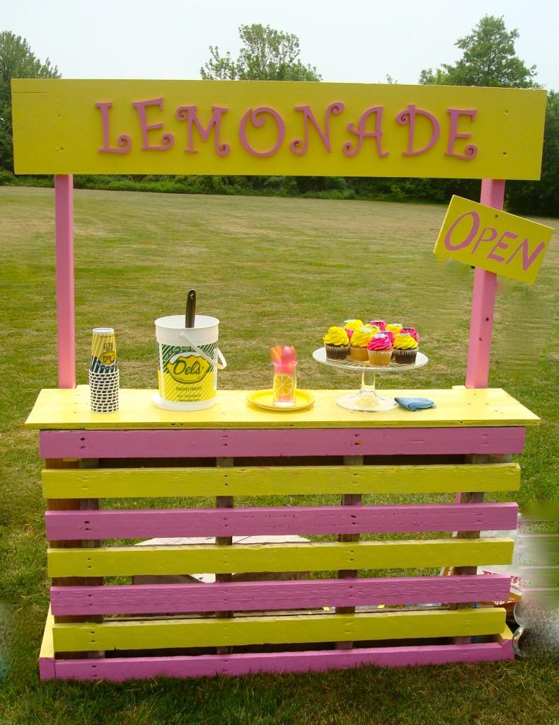Princess Lemonade Stand
