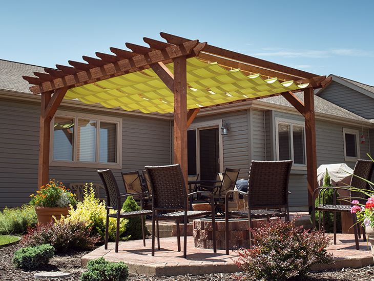 25 Innovative Pergola Ideas Blending Comfort And Beauty To