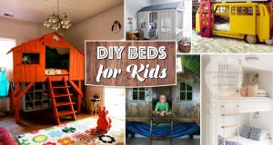 Awesome DIY Beds for Kids