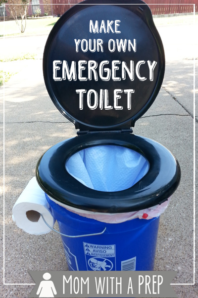 DIY Emergency Toilet