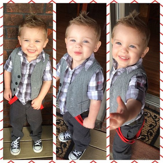 15 Super Trendy Baby Boy Haircuts Charming Your Little One S Personality