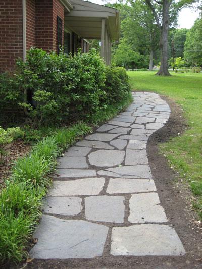 Laying a Slate Path
