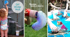 Outdoor Crafts and Activities for Kids-cover