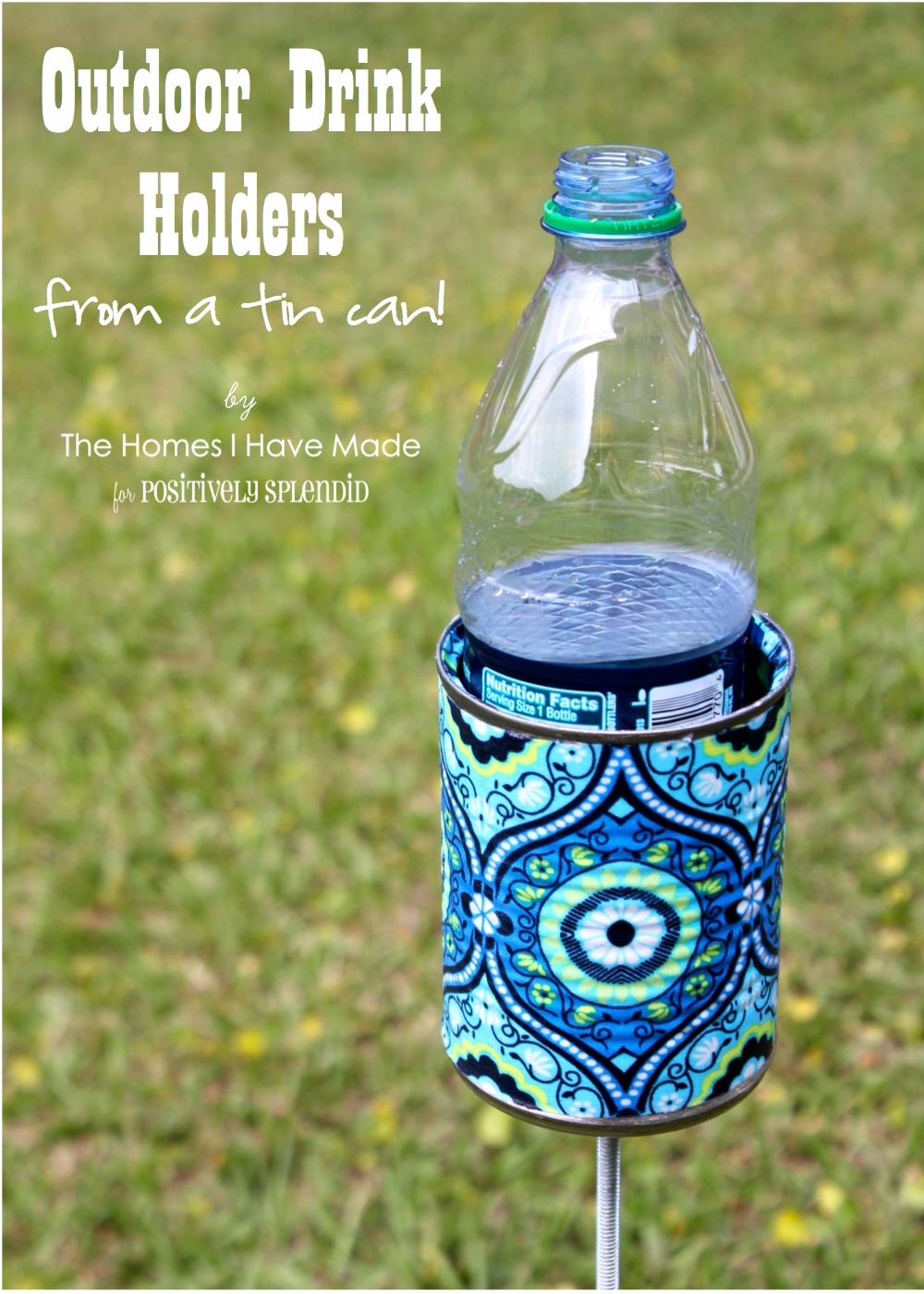 Outdoor Drink Holder