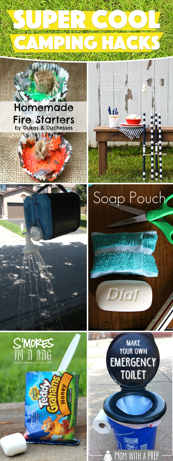 20 Super Cool Camping Hacks Making Your Trips Hassle Free And Fun