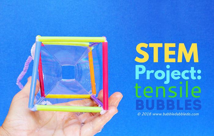 Tensile Bubbles