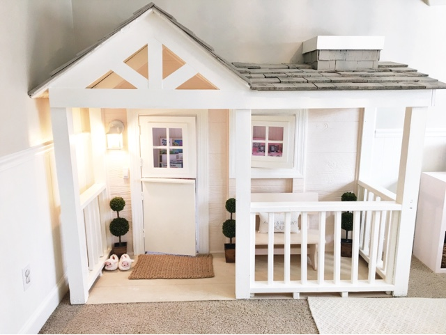 Your Girlu0027s Dream Playhouse