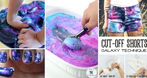 25 DIY Galaxy Projects Rightly Celebrating the Universe We are a Part Of-cover