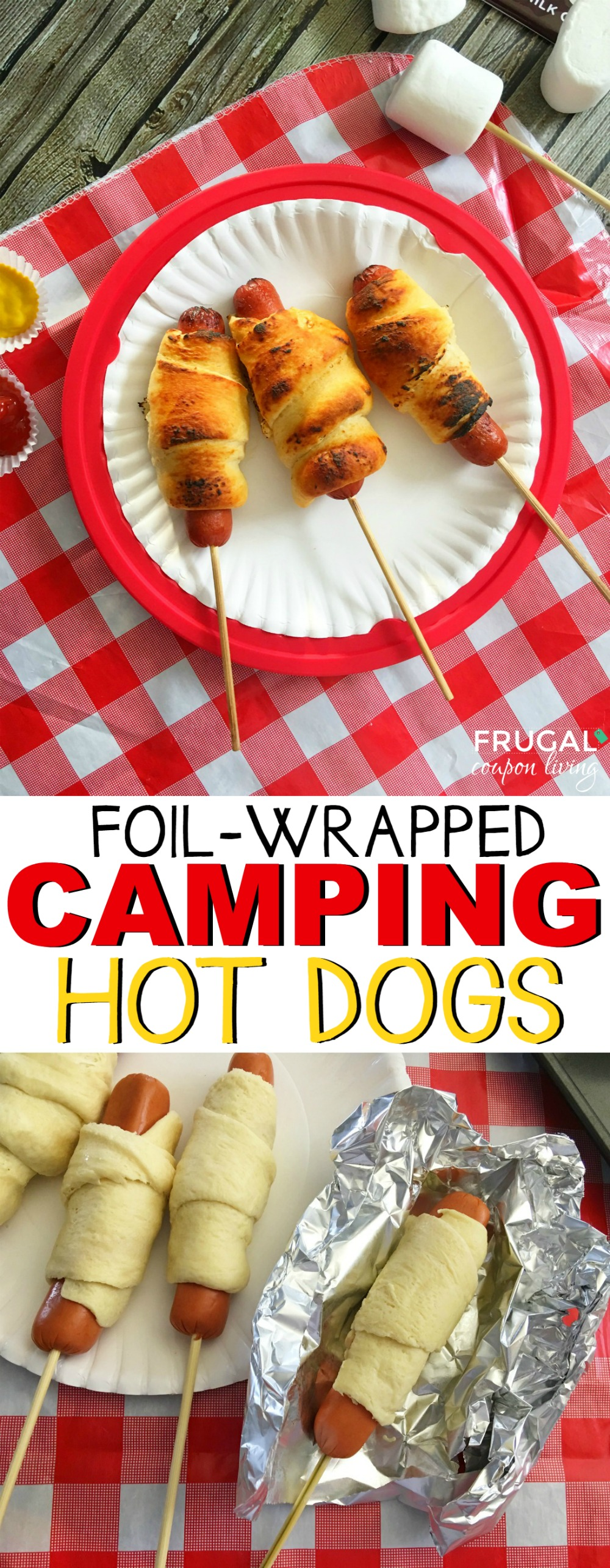 Camping Hot Dog Recipe
