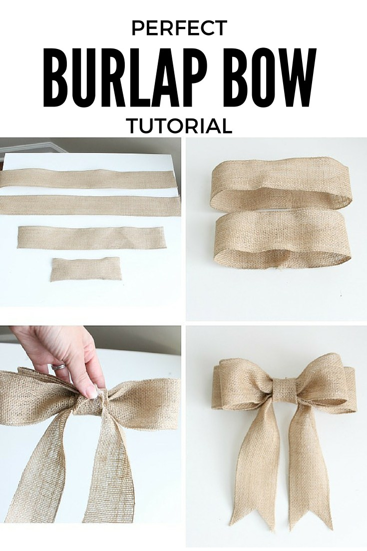 25 ways how burlap decorations can beautify your home with for Diy jute