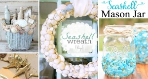 DIY Seashell Crafts