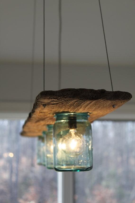 DIY Wooden Lamps
