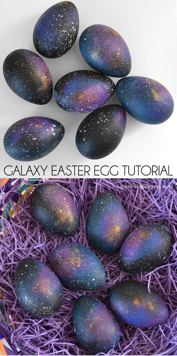 Galaxy Easter Egg Tutorial