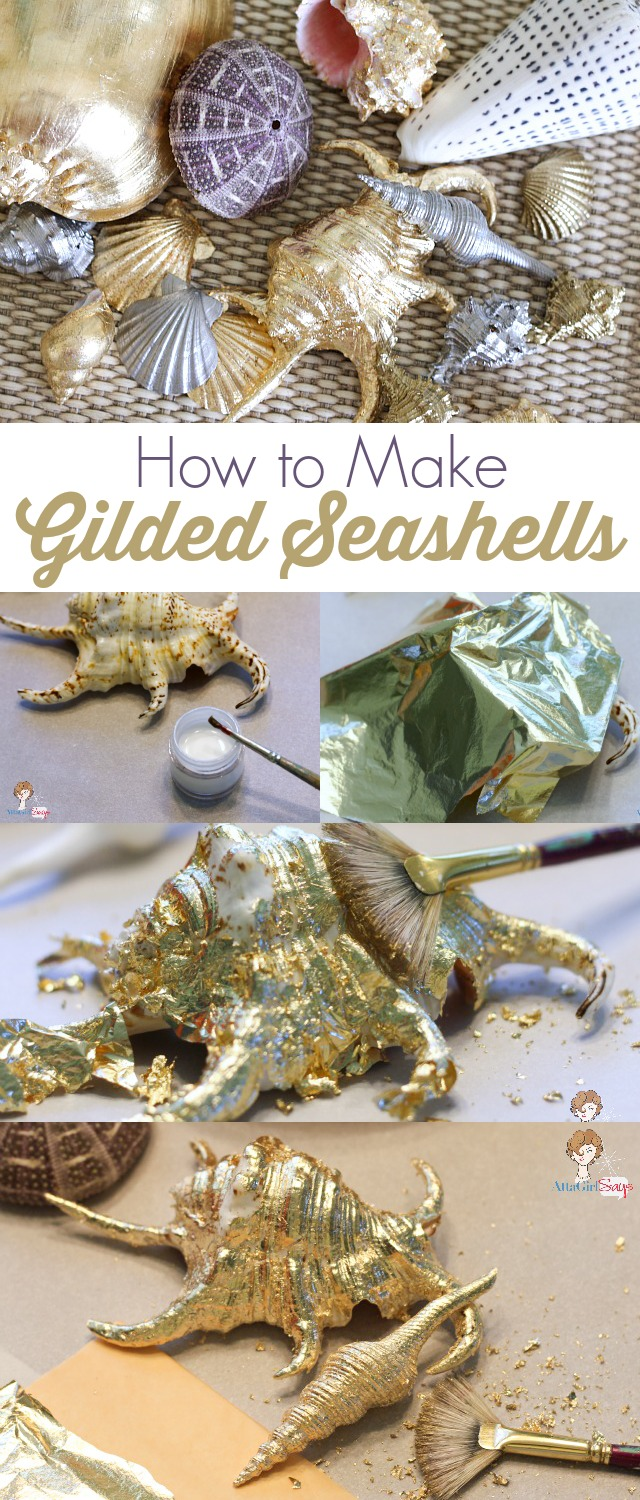 22 Seashell Crafts So Your Summer Memories Will Last a Lifetime