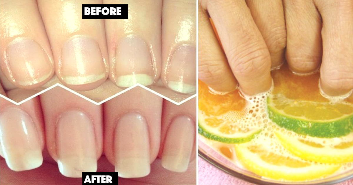 how to make homemade manicure