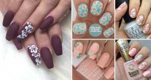 Flower Nail Designs