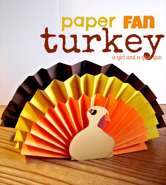 Kid Craft Turkey