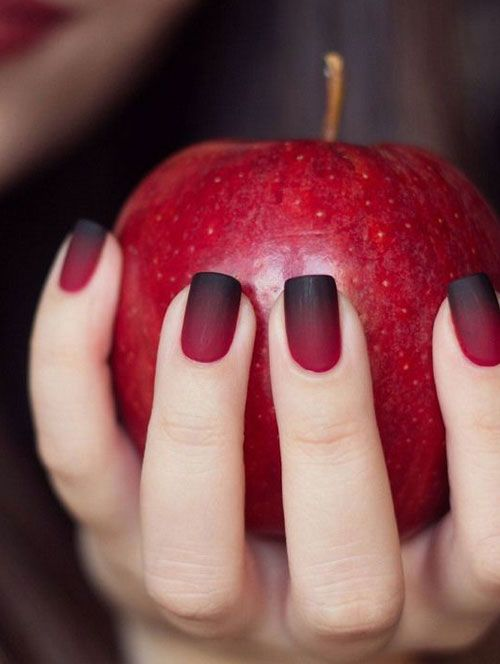 Halloween Witch Fall Nail Design - 25 Ultra-Pretty Fall Nail Designs To Let Your Fingertips Celebrate