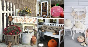 Incredible Inspirations for a Fall Outdoor Decor Getting The Home Season-Ready