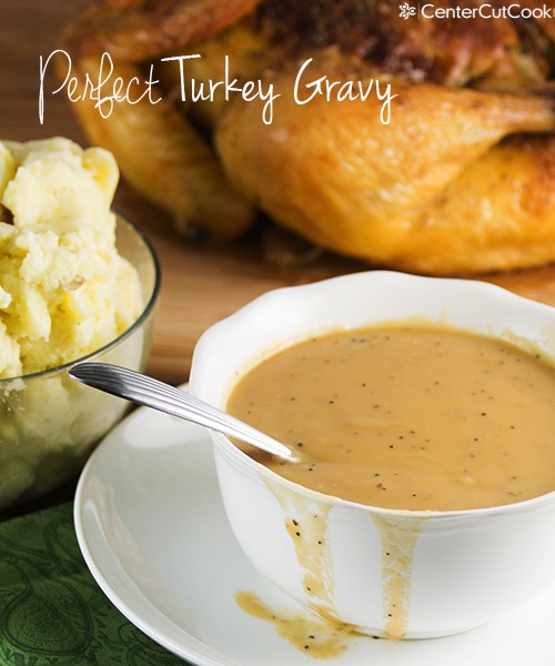 Perfect Turkey Gravy