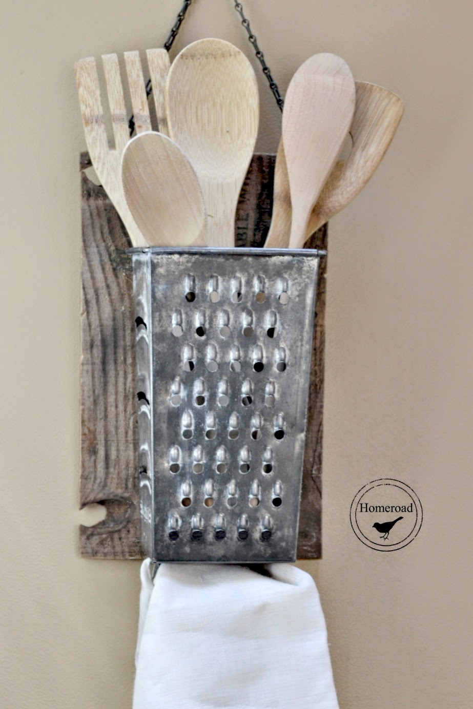 how to make a cheese grater