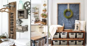 20 Simple yet Super Chic Farmhouse Storage Ideas Your Home Needs Right Now!