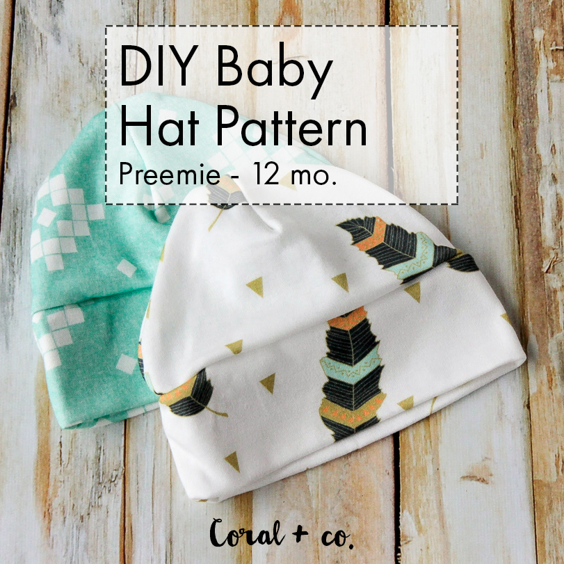 DIY Baby Hat Pattern