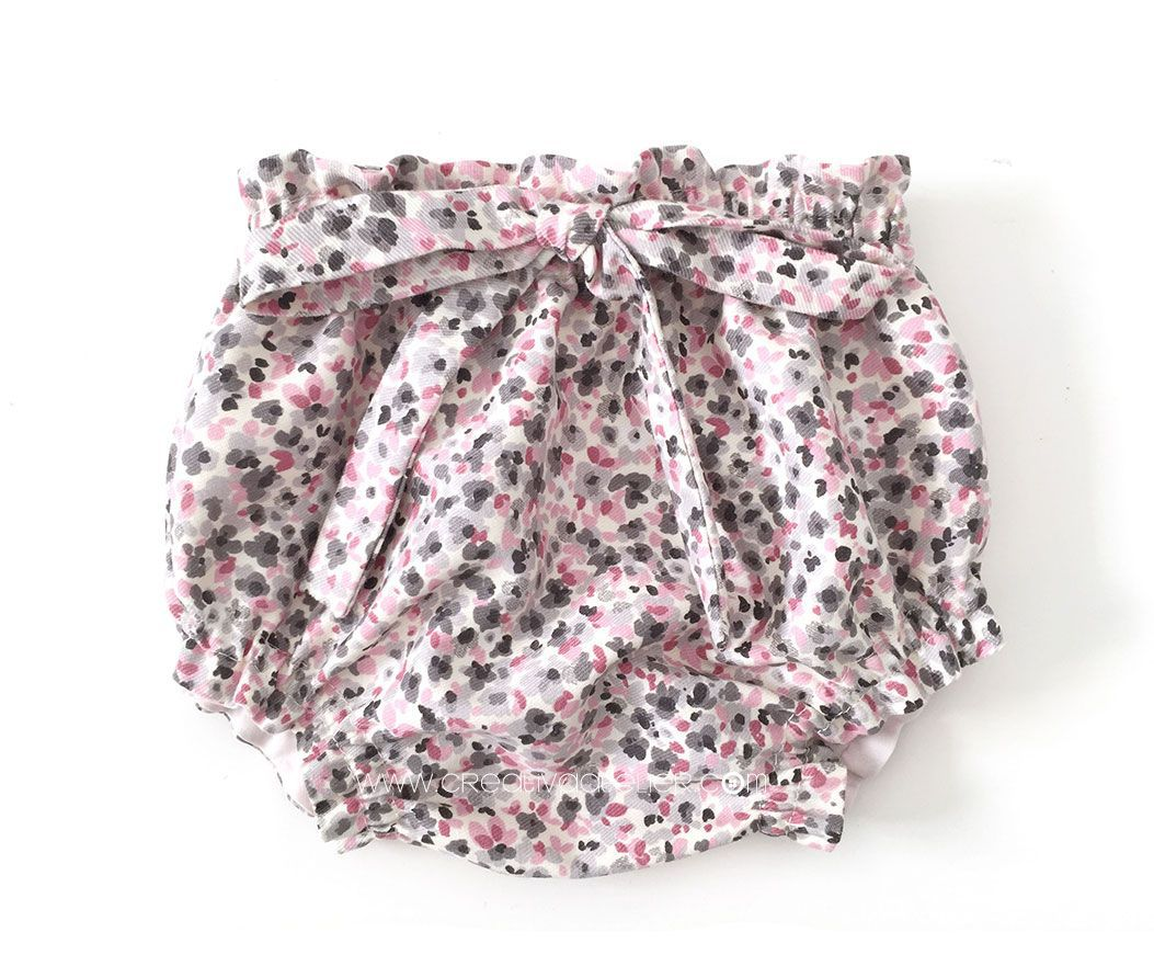 DIY Diaper Cover Pattern and Tutorial