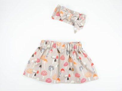 DIY Girls Skirt Tutorial
