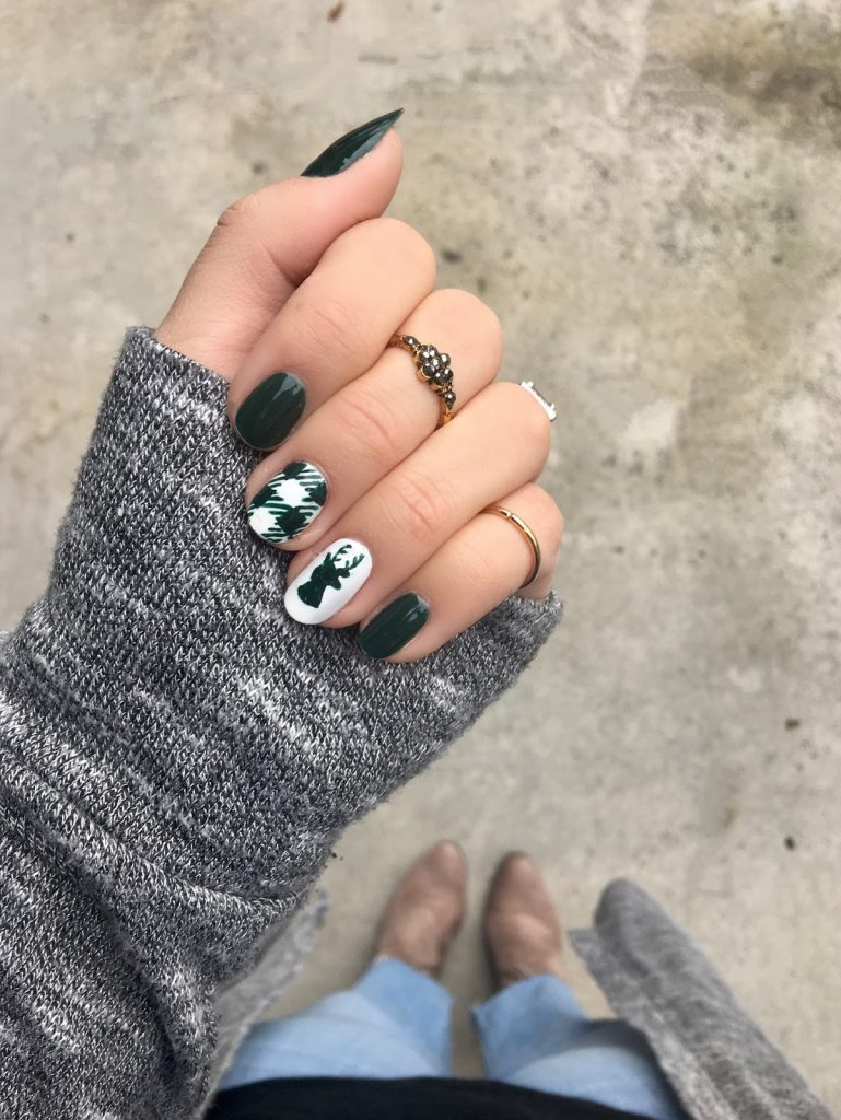 Deer Head Nails