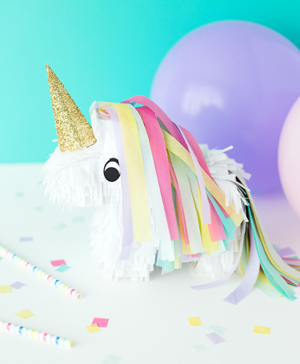 Miniature Unicorn Pinatas